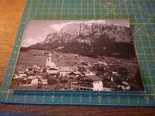 150905 vecchia cartolina fie allo sciliar presso bolzano vols
