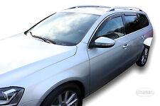 DVW31170 VW Passat 3c Familiar 5 Puertas 2005-2015 HEKO Derivabrisas 4 Piezas