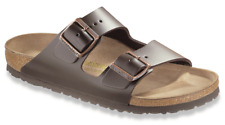 Birkenstock 051101 Arizona 35-50 Dark Brown Leather 41 Regular