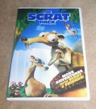 The Scrat Pack DVD More Adventures With Scrat And Friends