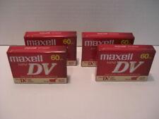Maxell Dv Cassette 60min New-Old Stock