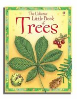 Little Book of Trees (Usborne Little Books) by Philip Clarke Hardback Book The