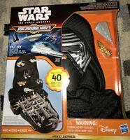 Star Wars The Force Awakens Micro Machines Kylo Ren Playcase Gold Series New