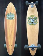 New listing Arbor Koa Fish Longboard, 38 inches, Vintage, Great Condition, Barely Used