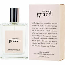 Philosophy Amazing Grace by Philosophy 2 oz EDT Perfume for Women New In Box