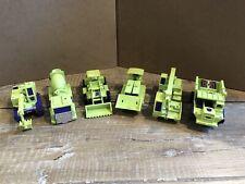 Vintage Transformers Constructicons / Devastator