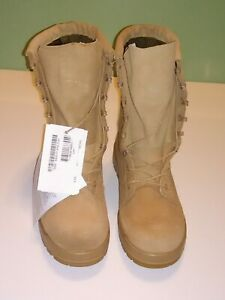 Bates Military Cold Weather Boots 11461A Gore-Tex  8.5 R W/ Perm marker on soles
