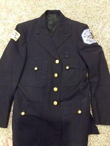 Chicago Police Dress Uniform Jacket/Coat
