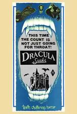 DRACULA SUCKS Movie POSTER 27x40 James Gillis Reggie Nalder Annette Haven Kay