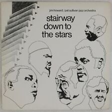 JIM HOWARD, PAT SULLIVAN: Stairway Down to the Stars RJS Cool Jazz Vinyl LP