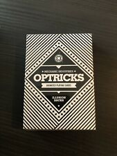 Optricks Deck Mechanic Industries Playing Cards