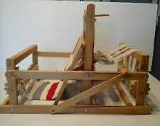 CHILDS WOODEN LOOM