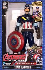 Marvel Avengers Age of Ultron Titan Hero Tech Captain America 12 inch Action Figure - B1495