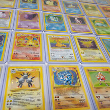 Pokemon Card Lot Gen 1 Holo WOTC (Base, Jungle, or Fossil) + 10 Vintage Cards!