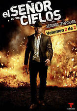 El Senor de los Cielos Segunda Temporada, Vols.2 de 2 (NEW! SEALED DVD 6 Discs)