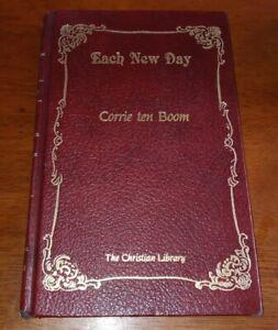 Each New Day , Corrie ten Boom 1977, HB