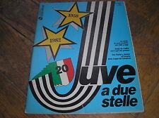 JUVE 20 JUVENTUS SCUDETTO CAMPIONE D'ITALIA QUADERNI GAZZETTA DELLO SPORT 1982