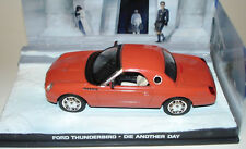 James Bond 007 Modellauto / Car Collection N° 27 Ford Thunderbird Stirb an einem