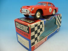 C68 Scalextric Aston Martin DB4 GT in bright red, boxed