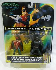 Kenner Batman Forever Action Figure Set - Guardians of Gotham City Double Dose