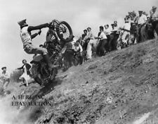 Indian factory Sport Scout 45 ci 1939 Hill climb Harold Mathewson motorcycle