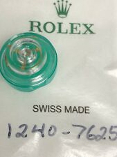 GENUINE Authentic Rolex 1240-7625 Balance Wheel Complete, Perfect