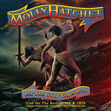MOLLY HATCHET Let The Good Times Roll (Live On The Radio 1982&1979) 2CD - 732053