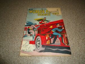 WORLDS FINEST #30 1947