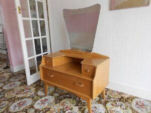 Mid Century Vintage G Plan Brandon Dressing Table with Mirror
