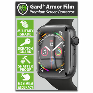 Gard Screen Protector for Apple Watch 44mm Series 4 / 5 / 6 / SE - (pack of 3)