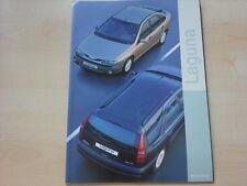 53708) Renault Laguna Prospekt 05/1998