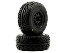 Pro-Line Street Fighter SC Tires w/Renegade Wheels (2) (Slash Rear) (Bl (M2)