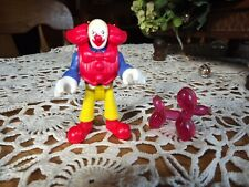 Fisher~Price Imaginext Series 4 Clown Bozo with Balloon Poodle Birthday Party