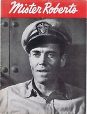 Mister Roberts Souvenir Magazine, Henry Fonda, 1948, vintage movie magazine