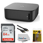 Monument Labs Personal Cloud Server + SanDisk 64GB Card  + HDMI Cable & Tie