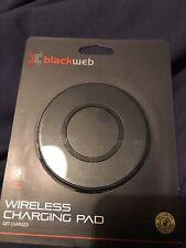 BlackWeb  Phone Charger Pad Bnib
