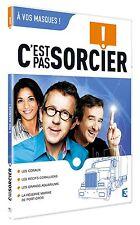 """DVD """"C est Pas Sorcier :a vos masques"""""""