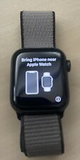 Apple Watch Series 5 40mm Space Grey Excellant condition extra strap