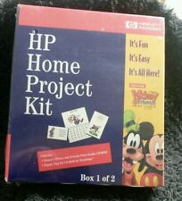 HP HOME PROJECT KIT DISNEY MICKEY MOUSE FAMILY FUN, Stationery/School supplies