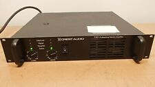 Several Crest Audio 7301 Professional Monitor Hi-Lo Bi-Amp Amplifiers Gsm