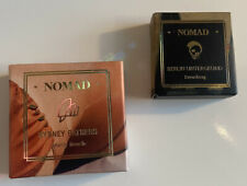 Lot Of 2 Nomad Cosmetics Pressed Eyeshadow + Bronzer Contour New In Box