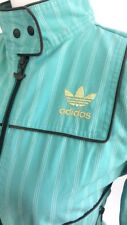 RARE Limited Edition Adidas Triple Pinstripe Cotton Racer Trefoil Sample Jacket