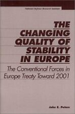 The Changing Quality of Stability in Europe: The Conventional Forces i-ExLibrary