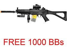 Double Eagle Airsoft Gun Semi Full Automatic Rifle M82 AEG Electric FREE 1K BBs