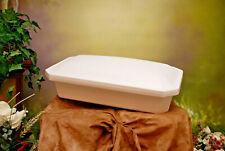 "Newnak's Medium 24"" Economy Pet Casket White"