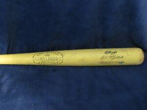 "Vintage Pittsburgh Pirates Bat Day SGA Hillerich & Bradsby Bill Madlock Bat 29"""