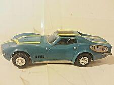 Ideal Slot Car Corvette Sting Ray