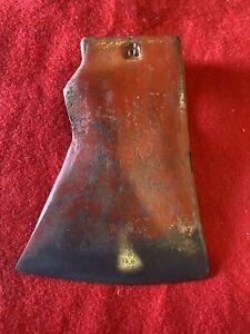 Vintage Council Railsplitter 3-1/2 jersey pattern single bit axe head