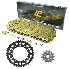 51/13T 520 for Yamaha YZ250F 2010-2013 11 12 Front Rear Sprocket Chain Kit