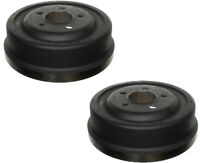 Set 2 Rear Brake Drums 5 Lug L & R for Chrysler Dodge Plymouth
